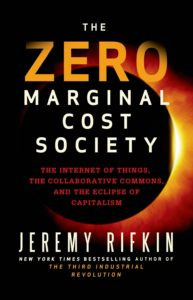 The Zero Margin Cost Society